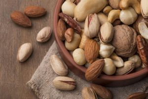 close-up-bowl-filled-with-nuts